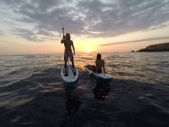 Mazunte, Mexico: Sunset Paddle Tours