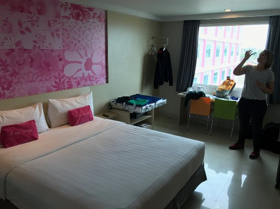 Photo1 Jpg Picture Of Favehotel Mt Haryono Balikpapan Tripadvisor