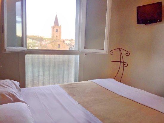 Sanguesa, Spanien: Habitación Doble y Santa Maria