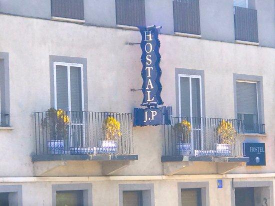 Sanguesa, Spanien: Fachada