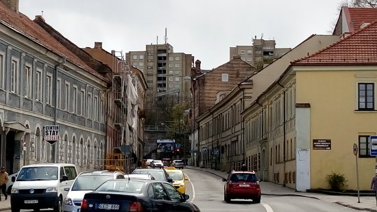 Vilnius Old Town Photo