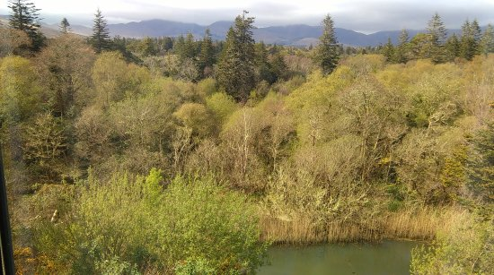 Sneem, Ireland: Views from Balcony Suite!