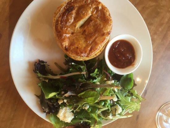 Dunalley, Australia: Lamb Pie