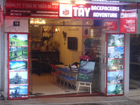 Tay Backpackers Adventure