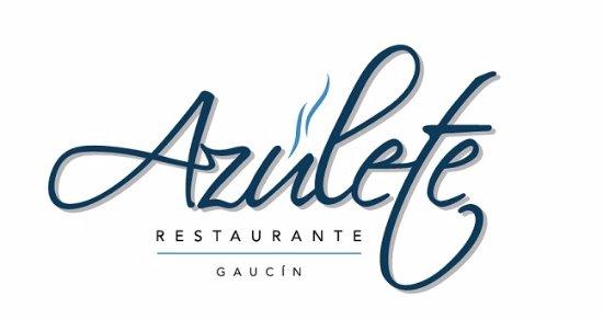 Gaucín, España: Azulete logo del Restaurante