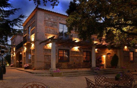 Cigarral De Las Mercedes Toledo Restaurant Reviews Photos