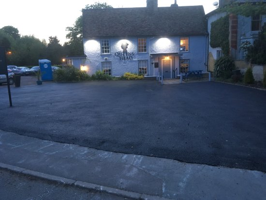 Harston, UK: Country Pub and Authentic Thai food