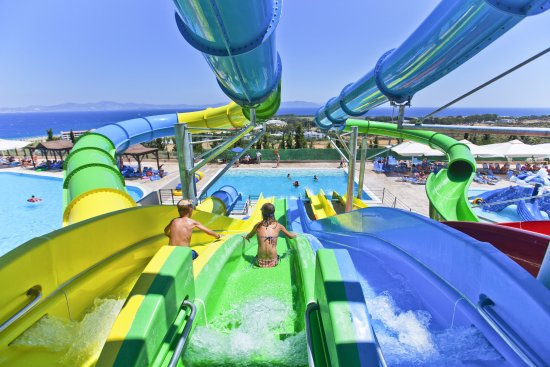 Psalidi, Hellas: Aquapark