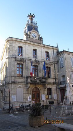 Languedoc-Rosellón, Francia: город Quissac