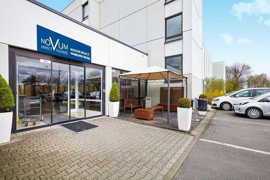 Novum Select Hotel Hamburg Nord