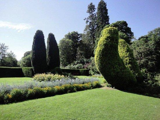 Nairn, UK: Il giardino
