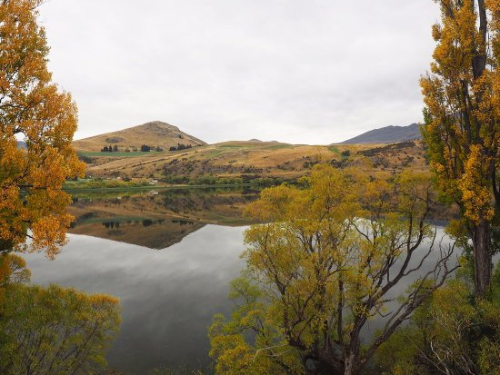 Arrowtown, Nueva Zelanda: really like the reflection
