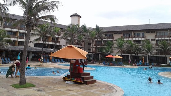 Suites Beach Park Resort Resmi