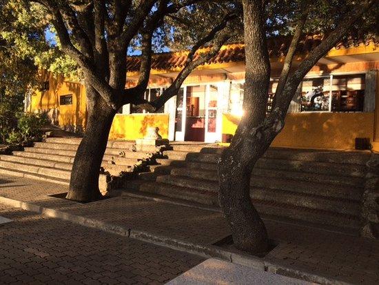 El Escorial, Spanien: Bar