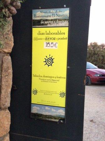 El Escorial, Spanien: Info Precio