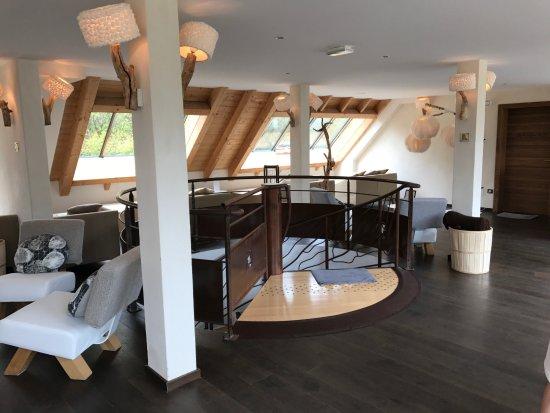 aménagement intérieur 3ème niveau - Bild von La Cheneaudière ...
