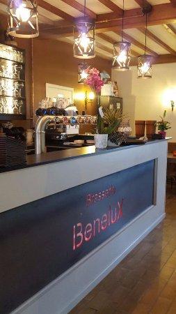 La Roche-en-Ardenne, Belgique : Brasserie Benelux