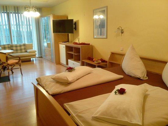 Wellness Resort Romantika: DZ Komfort