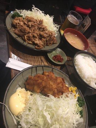 Good food- poor experience
