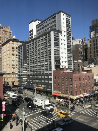 View from room 512 picture of chelsea savoy hotel new for 116 west 23rd street 5th floor new york ny 10011