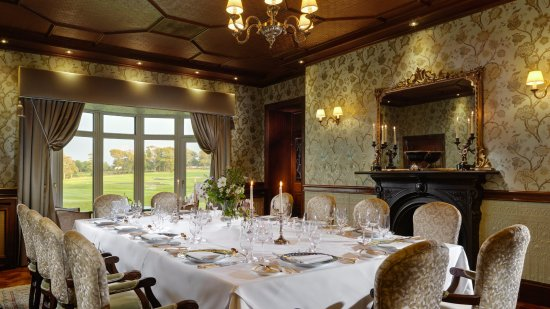 Bushypark, Irlanda: Private dining and special occasion suites available