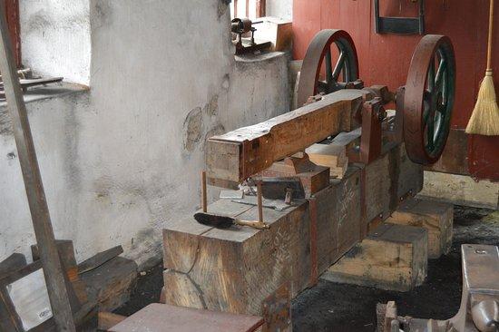 Pittsfield, MA: Blacksmith shop