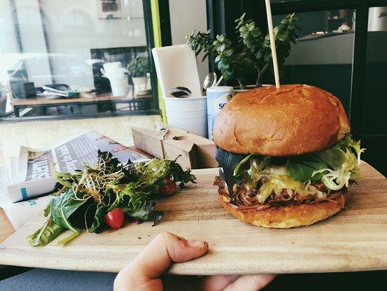 Subiaco, Αυστραλία: Allora burger