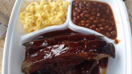 Τσάρλεστον, Δυτική Βιρτζίνια: Rib Dinner