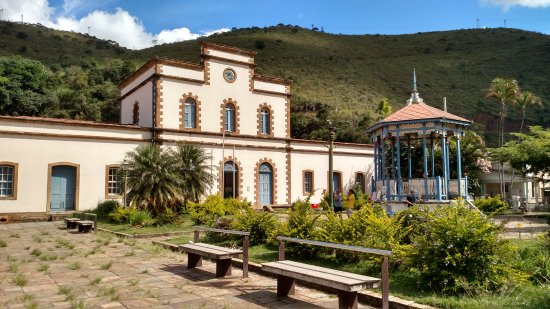 Estacao Ferroviaria de Ouro Preto
