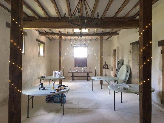 Saint-Paul-Lizonne, فرنسا: Chateau La Gauterie