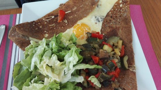 Meulan, Frankrike: végétarienne