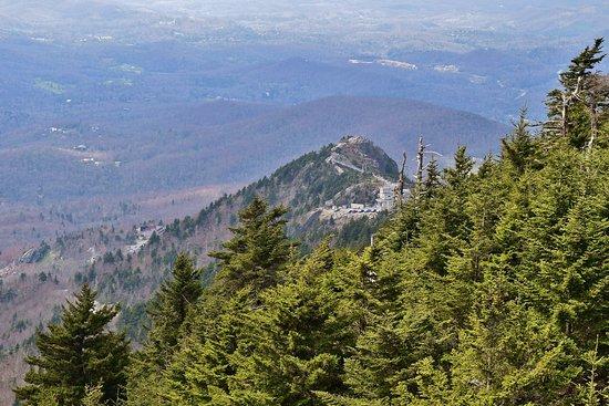 Banner Elk, North Carolina: View from MacRae Peak
