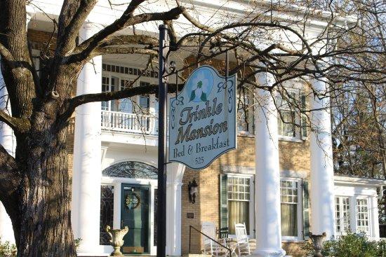 Wytheville, فيرجينيا: Trinkle Mansion Bed & Breakfast in Downtown Wytheville