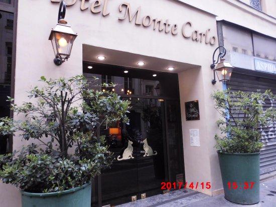 Hotel Monte Carlo Bild