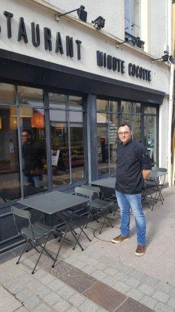 Dreux, France: Alexandre votre hôte