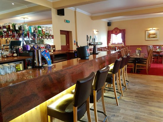 Edzell, UK: Bar Lounge