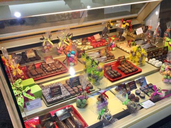 Turckheim, فرنسا: Nos chocolats 