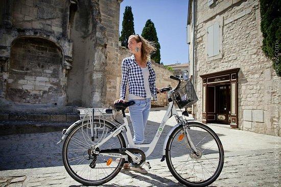 Chateauneuf-du-Pape, Prancis: Du plaisir rien d'autre