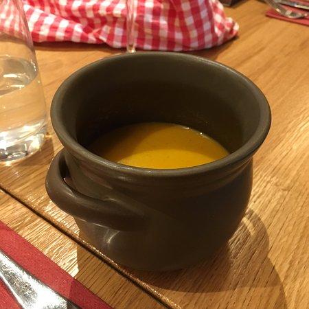 Hasliberg, Switzerland: Suppe