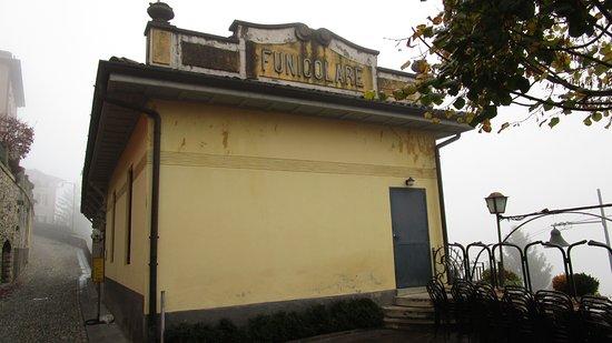 Funicolare San Vigilio: Funicular