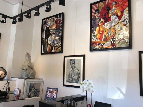 Galerie Estades Paris