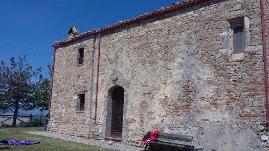 Bisenti, Italy: vista esterna