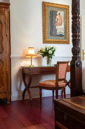 Hotel d'Angleterre, Saint Germain des Pres: Deluxe