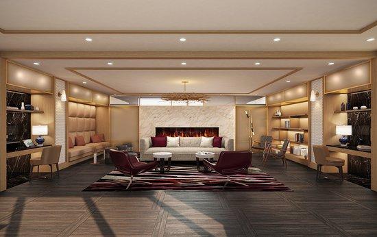 Fairmont The Queen Elizabeth: Fairmont Gold Lounge
