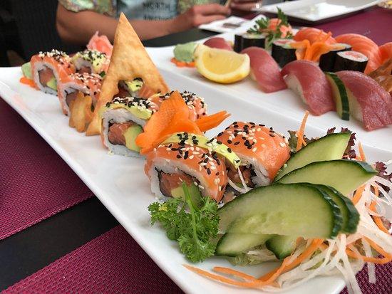 Sushi Mex  - Boulevard El Faro: photo1.jpg