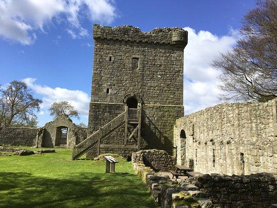 Kinross, UK: Castle tower
