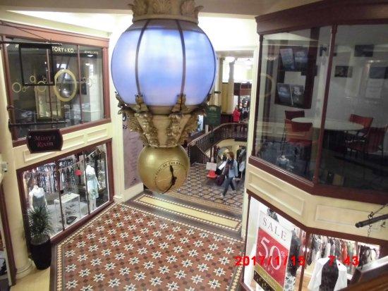 Old Bank Shopping Arcade