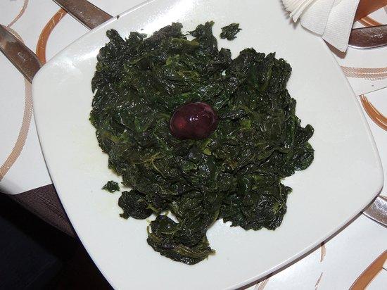 Antipasto (spinaci)