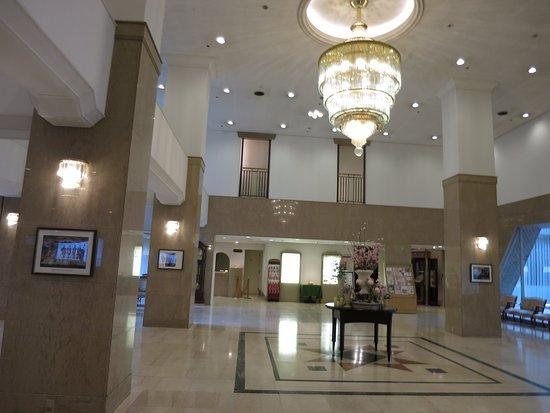 Takarazuka, Japan: ホテルのロビー