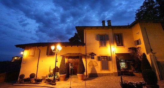 Hotel Villa Beccaris: Ingresso